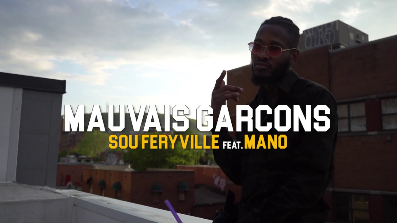 Sou - Mauvais garçons feat Prince Manoli - (Trailer)