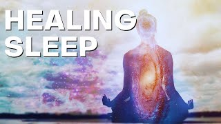 Healing Sleep Hypnosis - Deeply Healing Fill with Self Love and Energy Cleanse - Healing Meditation