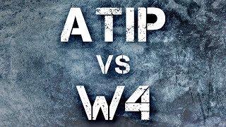 Blood and Ink - Rap Battle - ATiP vs w4 | #КлинчИСтуд