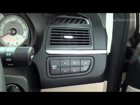 Fiat Linea T-Jet petrol video - Fiat Linea detailed video