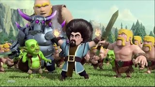 Elemental Child & Frankie Kay - Clash of Clans