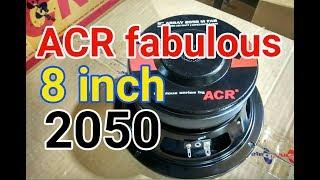 ACR FABULOUS 8 INCH 2050