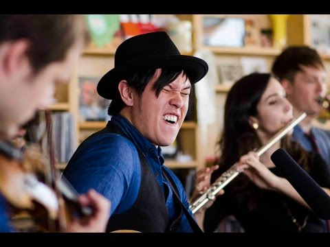 The Family Crest: NPR Music Tiny Desk Concert