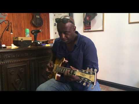 The Bebop Guitar , handmade Italian Rocker!   (especially through a Vox Tube Amp)