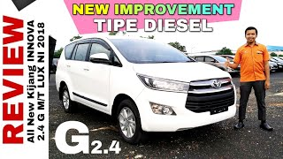 Download Video Explorasi INNOVA G DIESEL New Improvement 2018 Toyota Indonesia MP3 3GP MP4