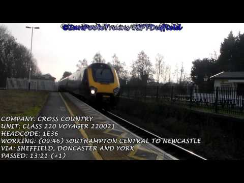 Season 8, Episode 31 - Trains at Duffield station