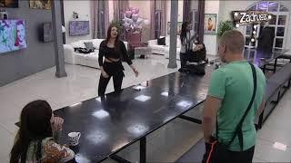 Zadruga 2 - Maja i Aleksa se svađaju, potom joj Bora preti da ga ne spominje - 19.03.2019. thumbnail