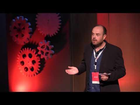 Exporting agricultural products | Dimitris Gremiloyiannis | TEDxLamia