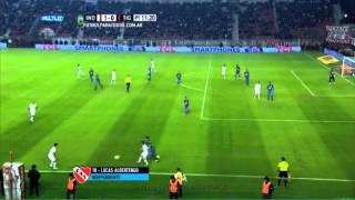 Gol de Albertengo. Independiente 1 - Tigre 0. Fecha 14. Primera División 2015. FPT.