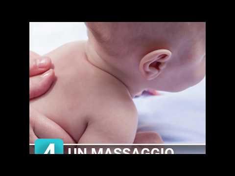 Come calmare un neonato