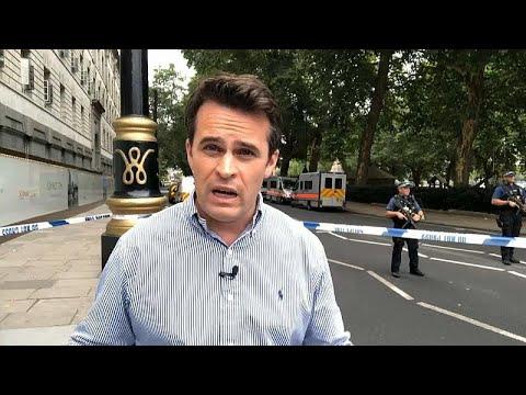Reino Unido: Unidade antiterrorista investiga incidente de Westminster