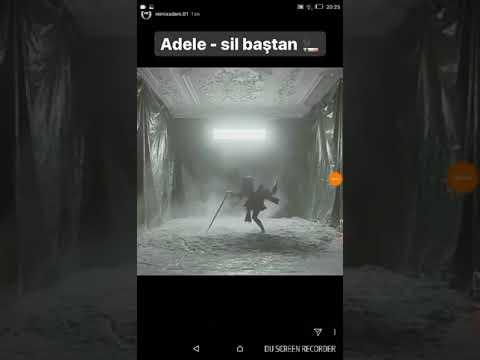 Adelle Sil Baştan / Remix Adam