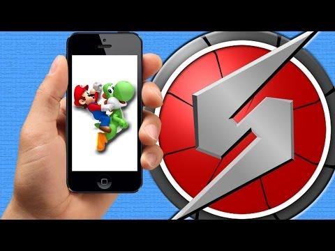 "Nintendo ""Mini-Games"" on Smartphones? + Retro Studios Hiring"