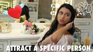 Universe is Cupid: How to Attract a SPECIFIC Person with the Law of Attraction | Leeor Alexandra thumbnail