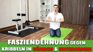 4 Übungen gegen Kribbeln in den Händen & Unterarmen