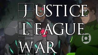 [PC] Injustice: Gods Among Us Justice League War Mod (Cyborg Custom DLC Skin)