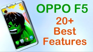 Video 20+ Best Features OPPO F5 and Important Tips and Tricks download MP3, 3GP, MP4, WEBM, AVI, FLV Juni 2018