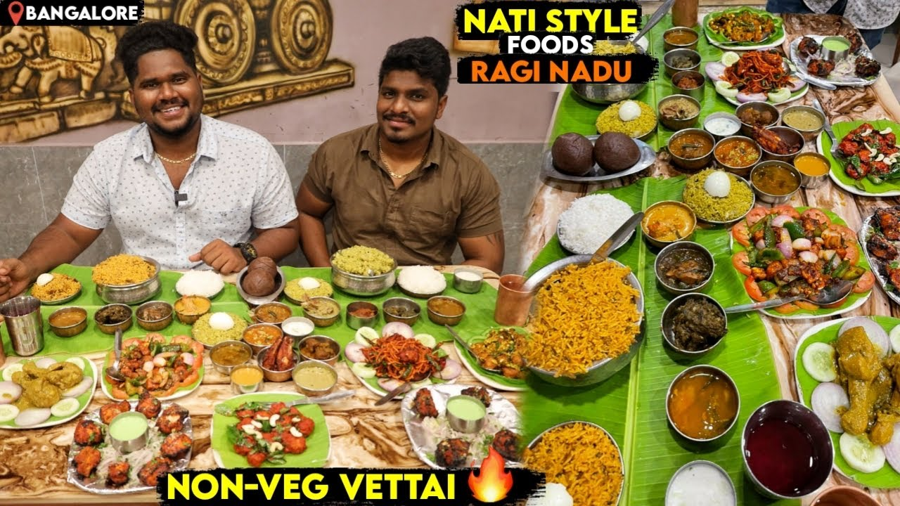 NATI STYLE FOODS at RAGI NADU - Non-Veg Vettai at Bengaluru