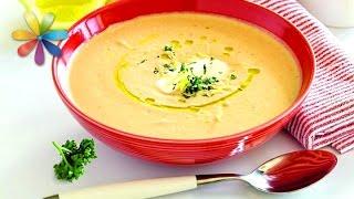 Изысканный суп-пюре из баклажанов — прованский «Ренуар» – Все буде добре. Выпуск 674 от 22.09.15