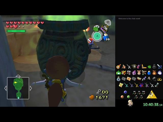 Zelda Wind Waker Rando - Run 2 Pt9