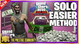 NEW GTA 5 SOLO MONEY GLITCH 1.46 *EASIER & FASTER* BUY ANY ARENA WAR CAR FOR FREE! (Ps4/Xbox One/PC)