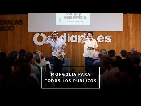 MONGOLIA para todos los públicos con Ignacio Escolar
