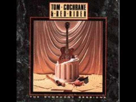 Tom Cochrane & Red Rider - Bird On A Wire (Live)