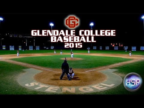 "Glendale College Baseball |2015| ""The Climb"""