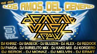 La Cumbiaa Con Mambo DJ Khriiz Dement The Music Crew CD. Vol 3