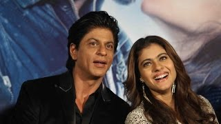 I Find it Strange To Call Kajol A Friend :Shah Rukh Khan