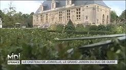 SUIVEZ LE GUIDE : Le château de Joinville, le grand jardin du Duc de Guise