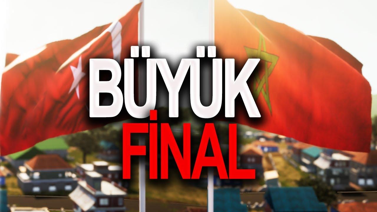 Download TÜRKİYE VS MENA(FAS,MOROCCO) PUBG MOBILE 16 VS 16 TURNUVASI
