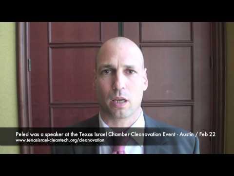 My Interview With Gilad Peled, Bus. Dev. Mgr. - Water \u0026 Environ. - Israel Export Institute