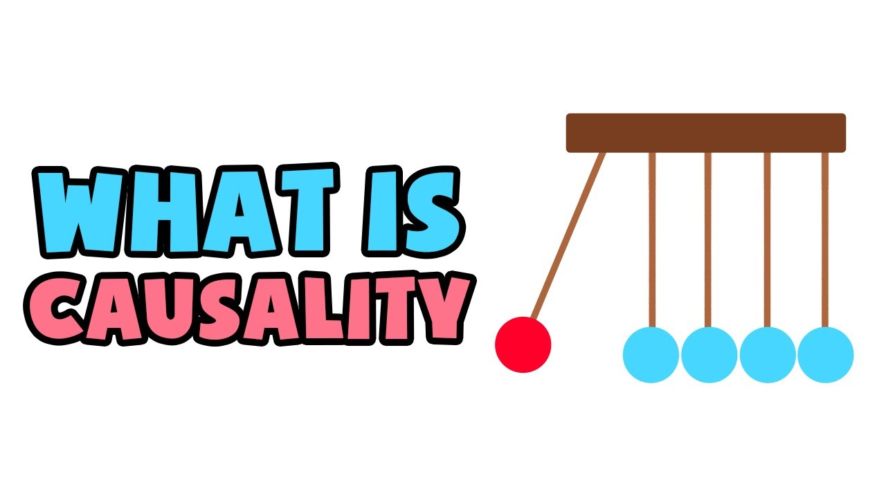 What is Causality | Explained in 2 min - YouTube