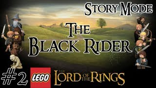 Lego Lord of the Rings (PS3) - Story Mode - The Black Rider