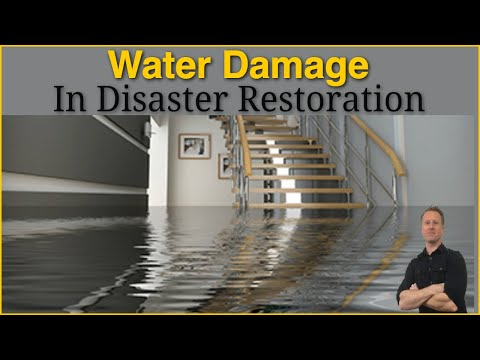Water Damage Restoration And Project Management