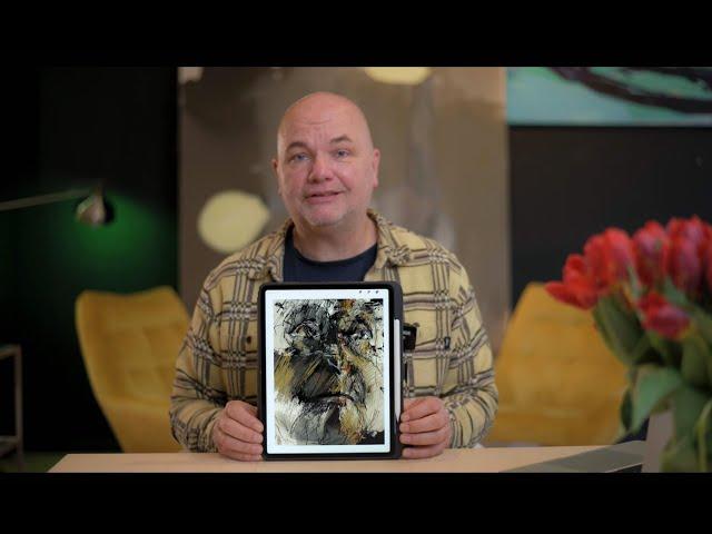 Folge 17 - Portraitzeichnung mit dem iPad