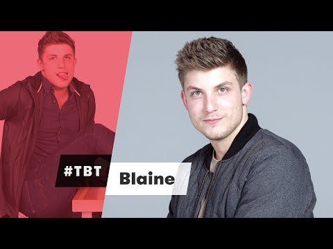 Blaine the Director of Cut - #TBT