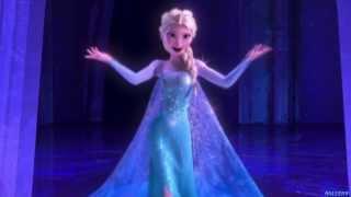 Elsa as Elphaba: Defying Gravity & Let It Go Mashup (Version 1)
