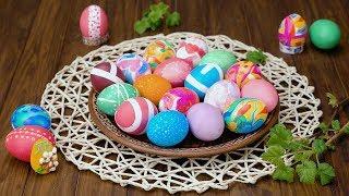 Как декорировать яйца - Рецепты от Со Вкусом