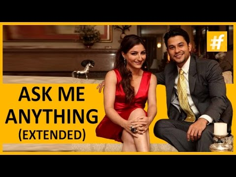 Kunal Khemu & Soha Ali Khan | Ask Me Anything | Extended Version