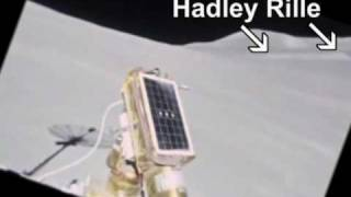 Moon Hoax? Apollo 15 Rover Traverse