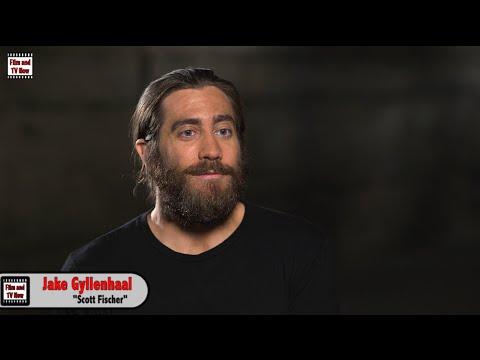 Jake Gyllenhaal On-Set Everest Interview