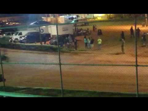 Sumter Speedway Mad Dog Modified 4-15-17