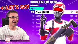 The Nick Eh 30 Fortnite Cup