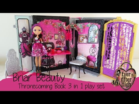 Brier Prize Money Ever After High Briar Beauty