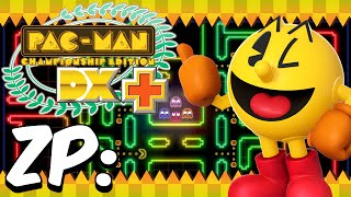 Pac-Man Championship Edition DX + - Zonic Plays
