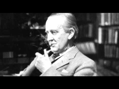 J.R.R. Tolkien reads the song of Beren and Luthien