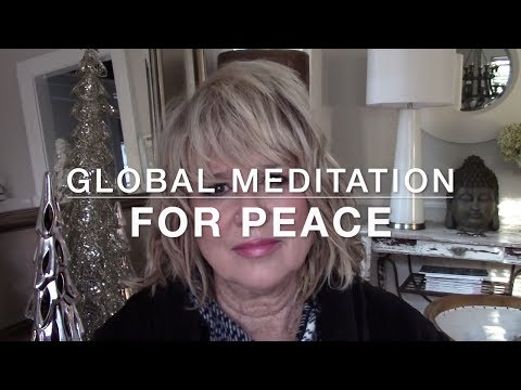 Global Meditation for Peace on 11.11