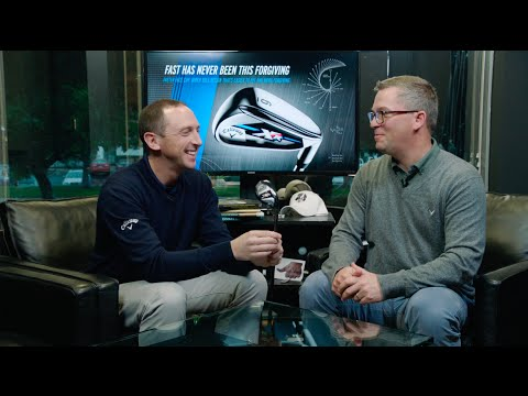 How Easy To Hit Are Callaway XR OS Irons & Hybrids?